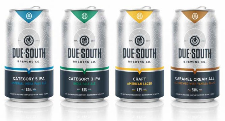 Due South's new cans, courtesy of Due South