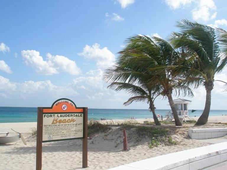 Fort Lauderdale Beach © msmariamad/Flickr