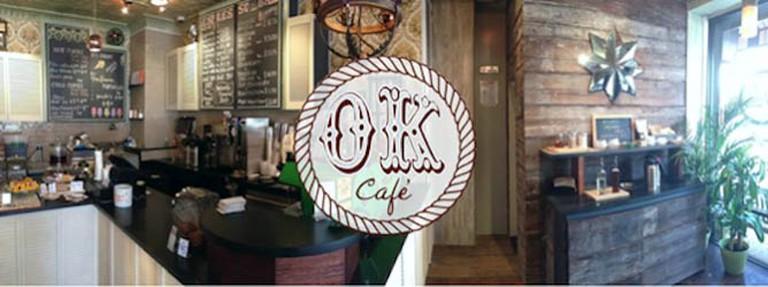 Image Courtesy of OK Café