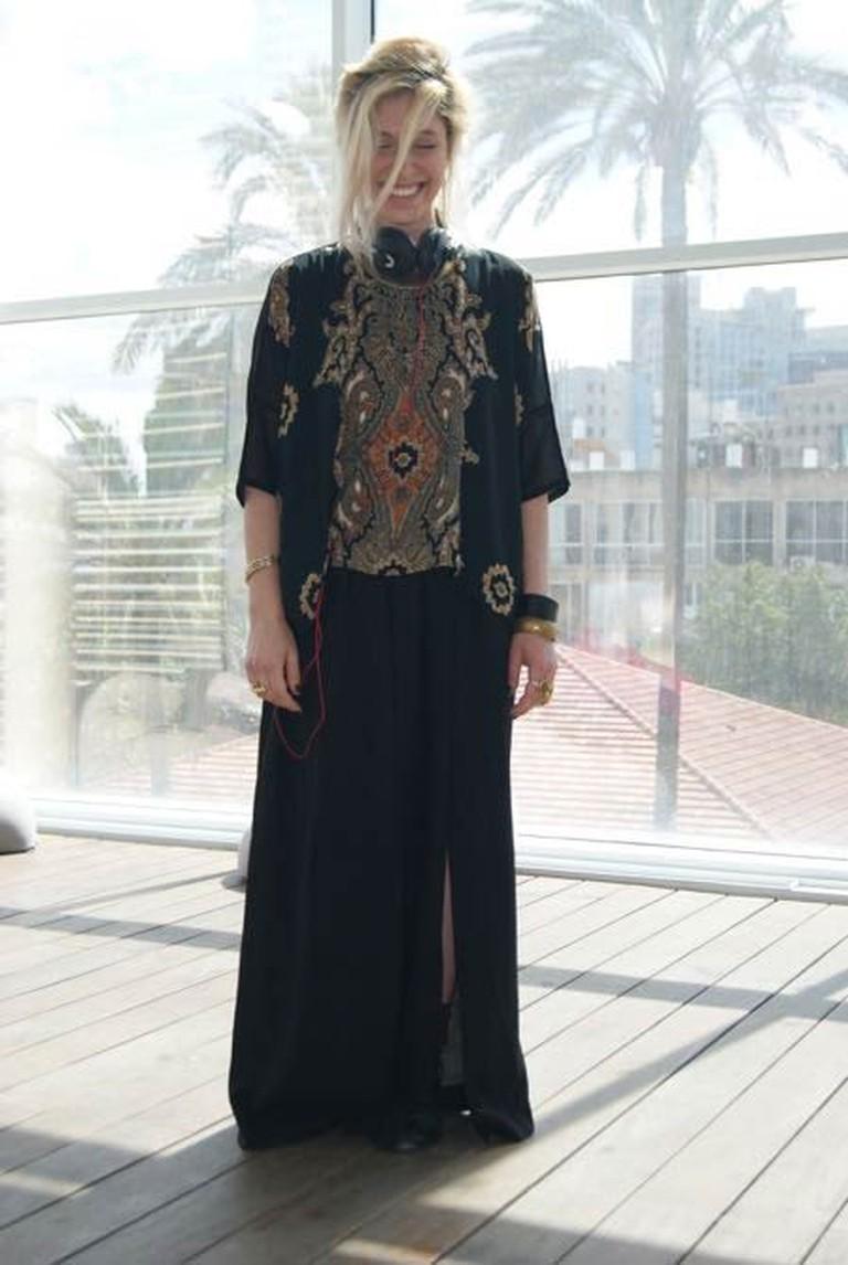 Fashionista Liat | © Hilla Ofman