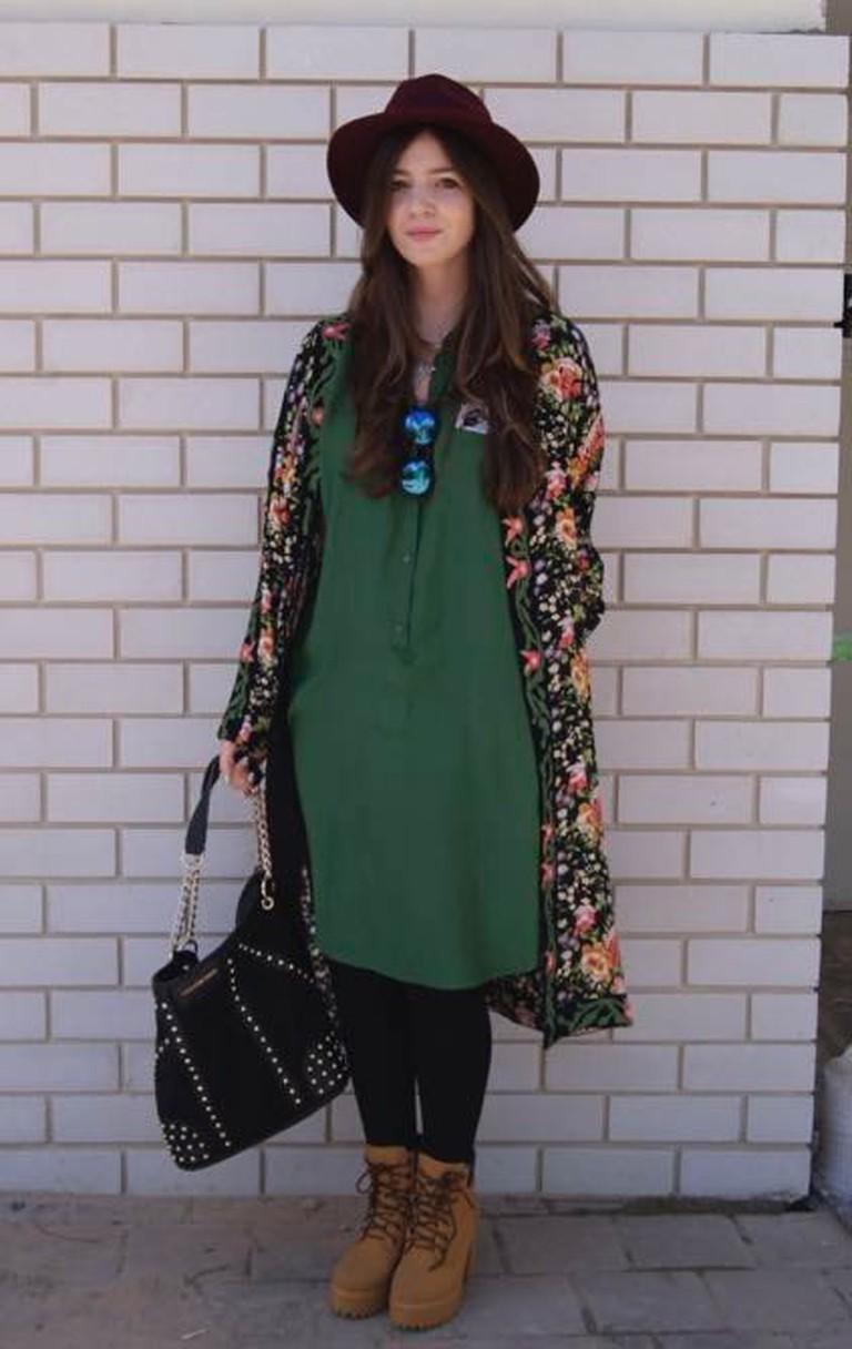 Fashionista Aviva| © Hilla Ofman