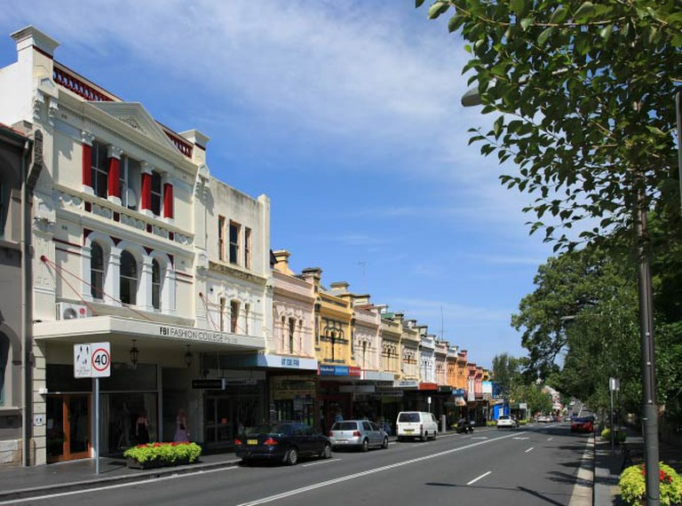 Glebe Point Road, Glebe