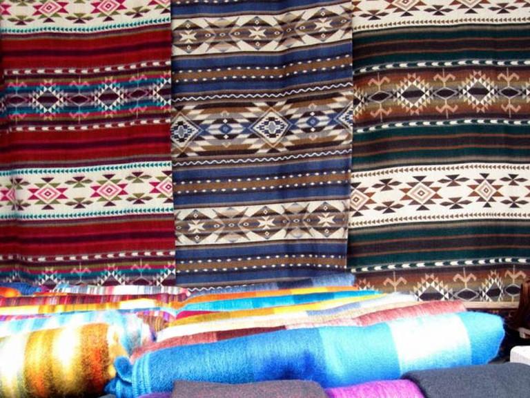 otavalo blankets