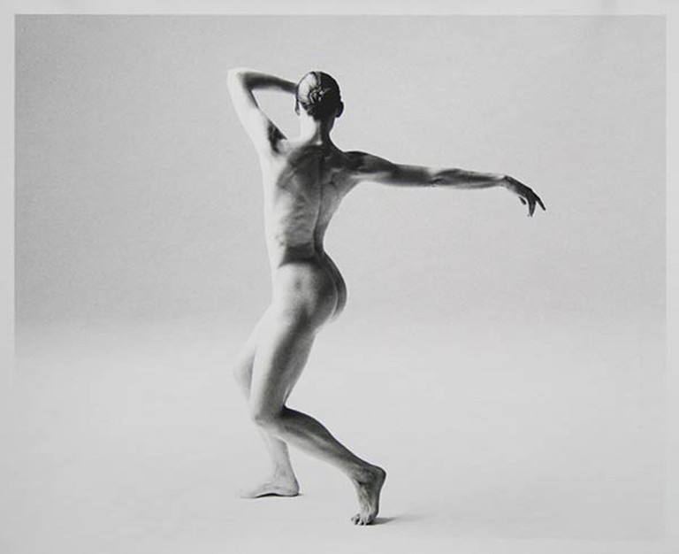Leonard Nimoy Classic Nudes & Dance series |Image courtesy of R.Michelson Galleries