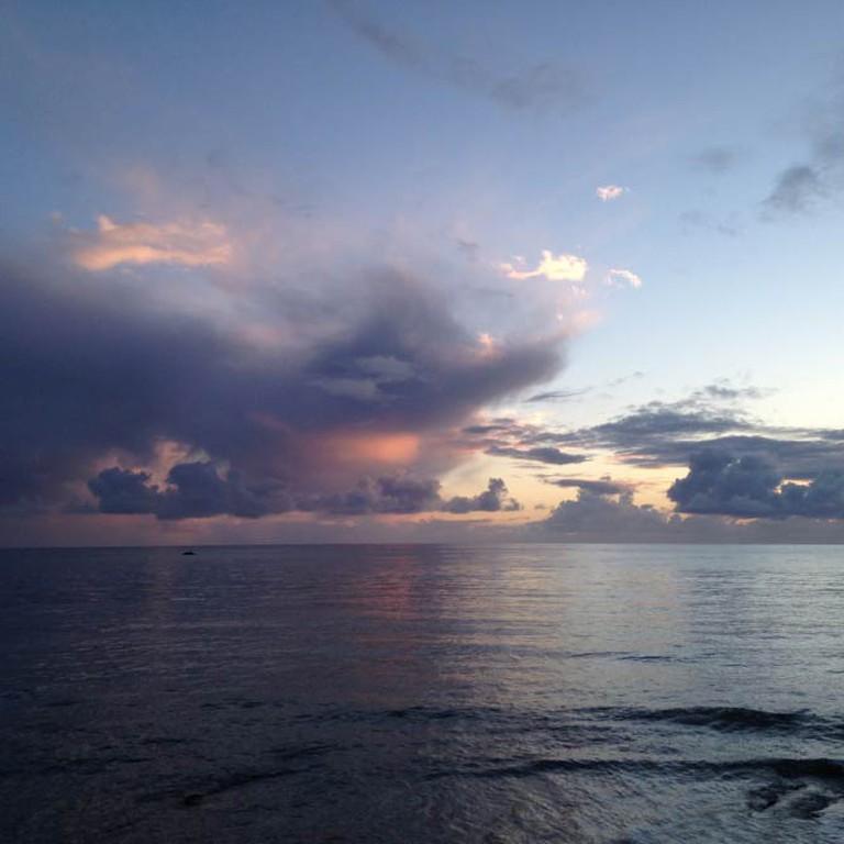 Sunset in Pismo Beach © Marissa Clifford