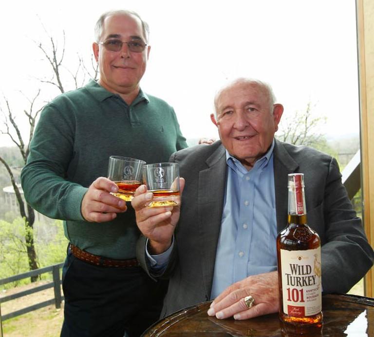 Jimmy & Eddie Russell