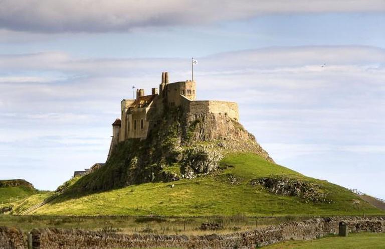 Lindisfarne Castle | © Matthew Hunt/WikiCommons