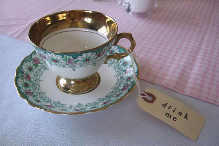 Mad Hatter's Tea Party. ©Jenna/Flickr