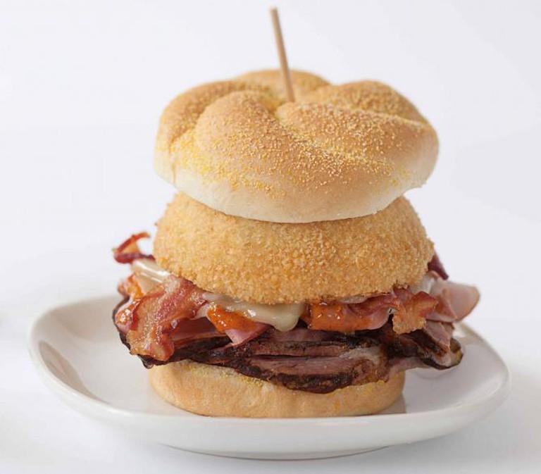 Big Pig Sandwich | © Courtesy Jack Stack Barbeque