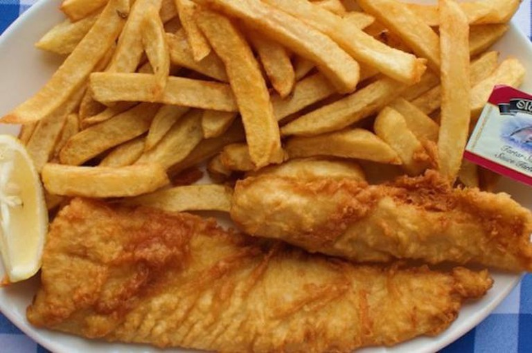 © Courtesy Heritage Fish and Chips