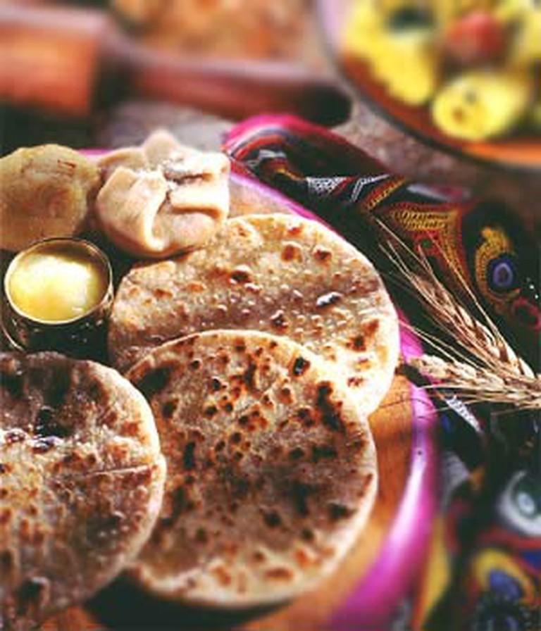 Puran Poli, Gujarati Cuisine