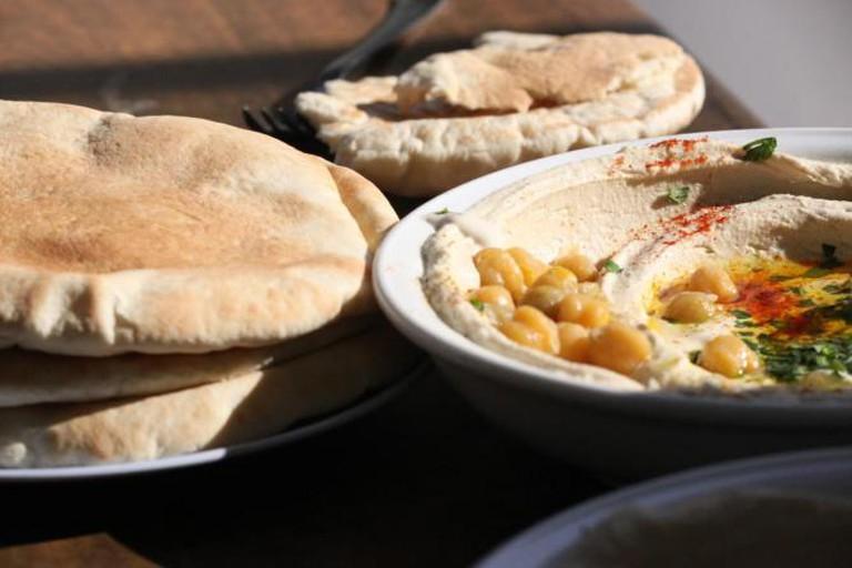 pita hummus israel