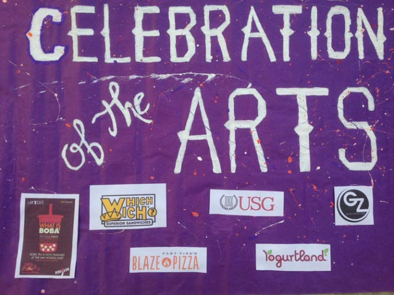 Fifth Annual Celebration Banner | Ani Mnatsakanyan