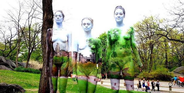 Art in the Park © Natalie Fletcher