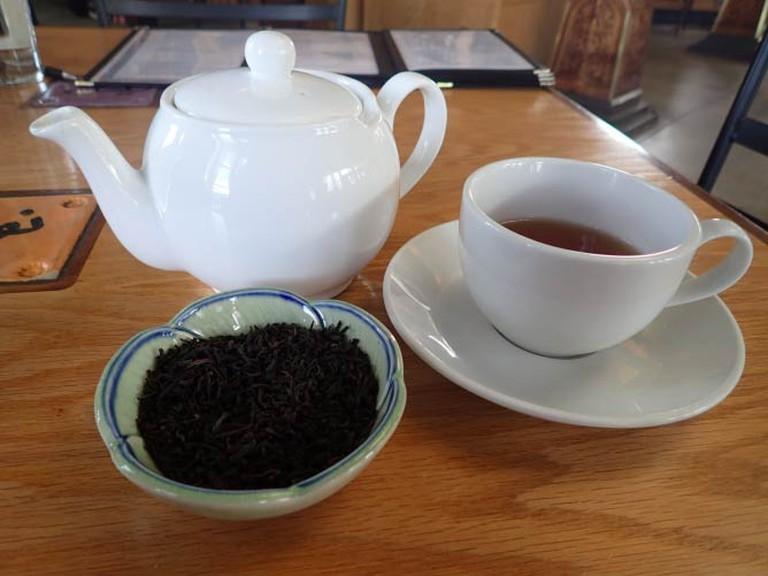 Lapsang Souchung Tea | Lauren Ferrier