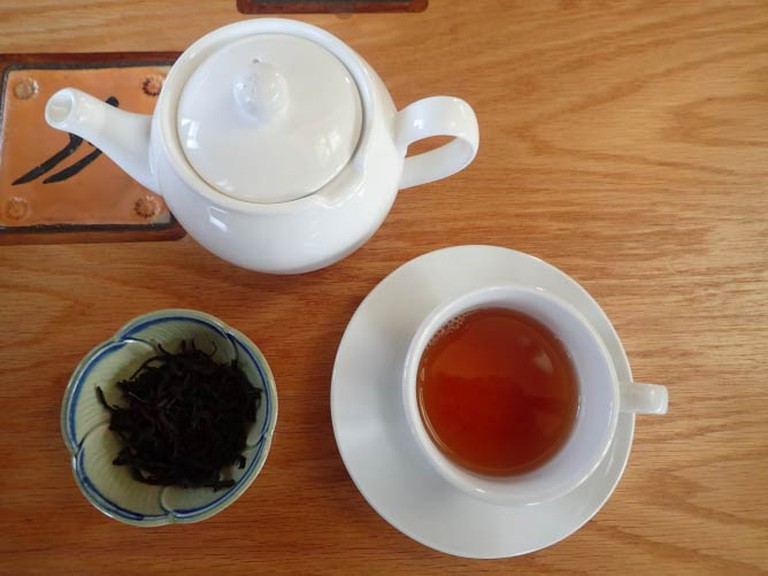 Honey Orchid Black Tea | Lauren Ferrier