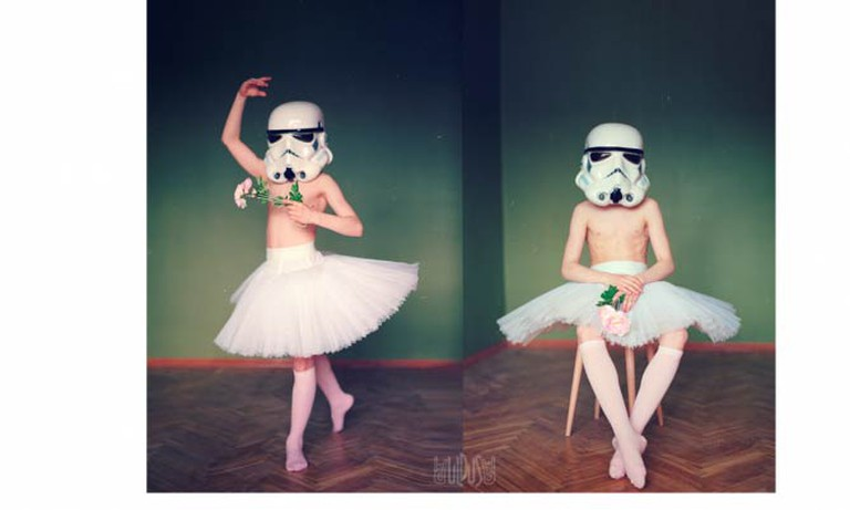 Aren't You A Little Too Short Stormtrooper? © Uldus Bakhtiozina