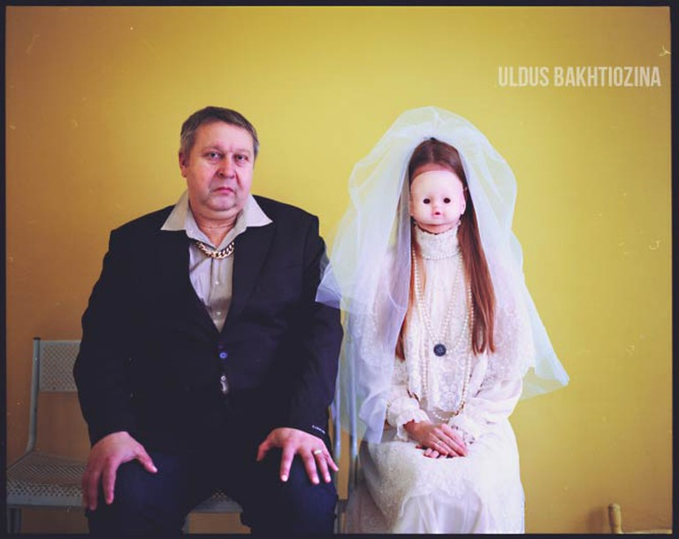 Baby Bride © Uldus Bakhtiozina