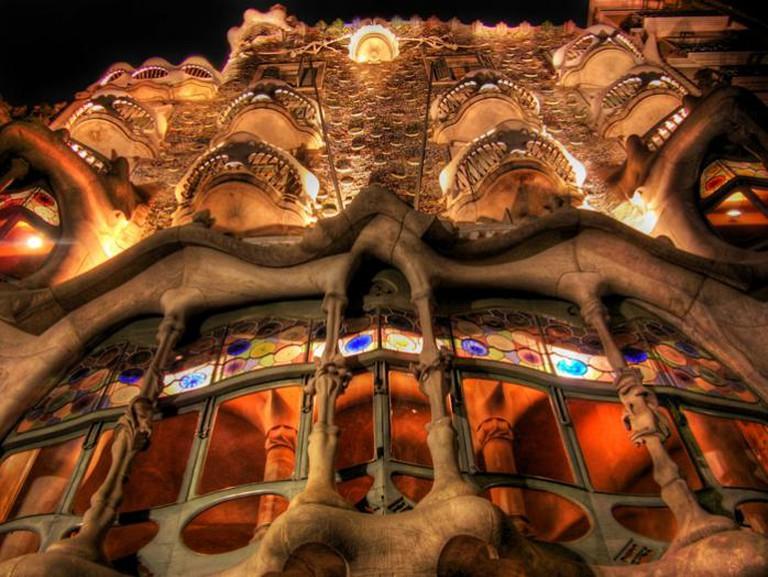 Casa Batlló   © Juan Salmoral/Flickr