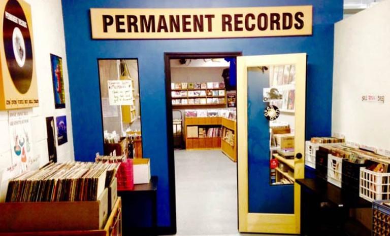 Permanent Records   (c) Fardad Sabzevari  