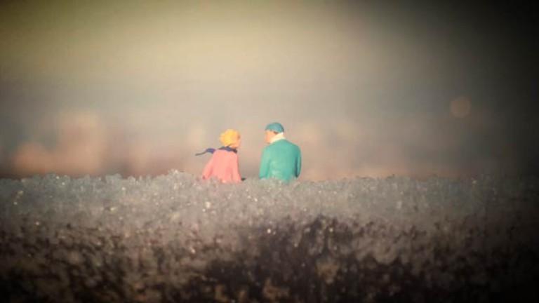 January by Slinkachu| Image by Imme Dattenberg-Doyle