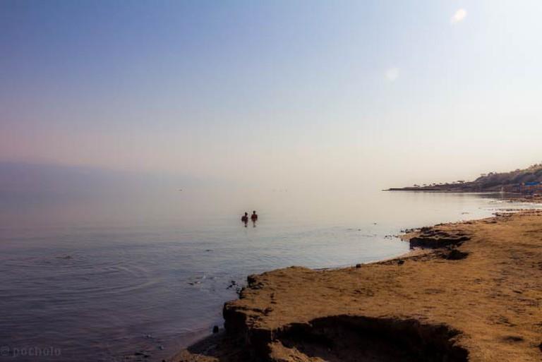 Dead Sea, Israel   © Pocholocalapre / Flickr