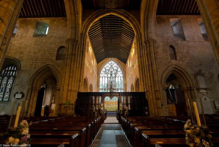 Cartmel Priory   © Steve Parkinson/Flickr