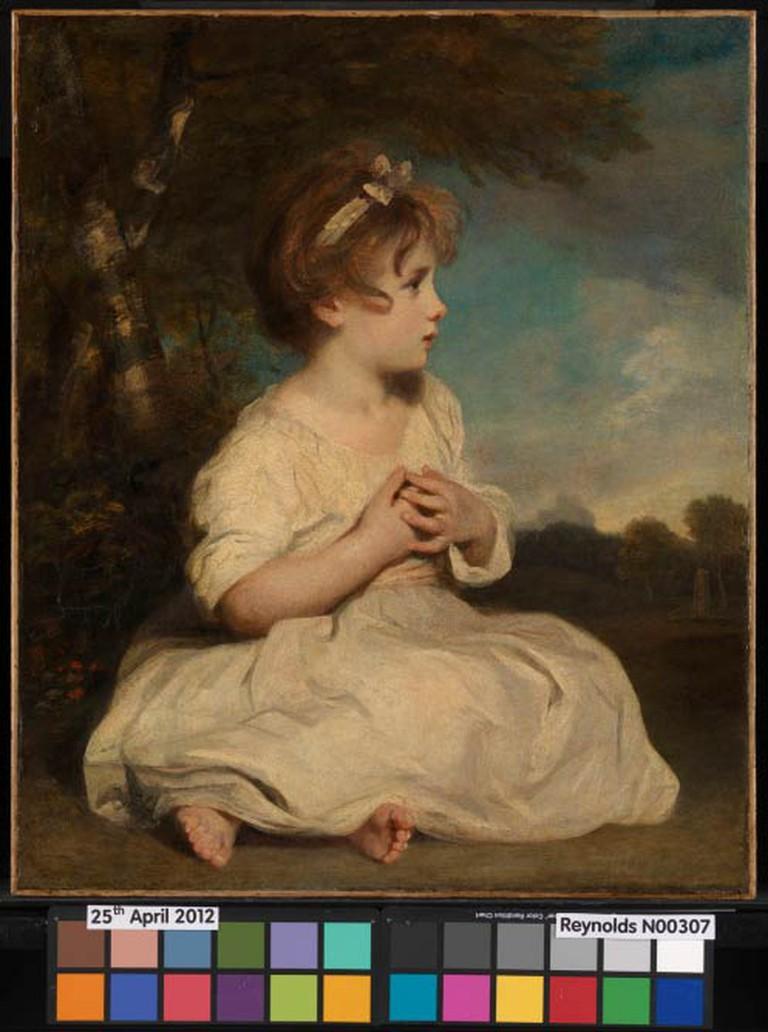Joshua Reynolds, The Age of Innocence