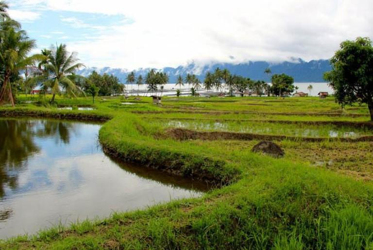 Lake Maninjau, West Sumatra