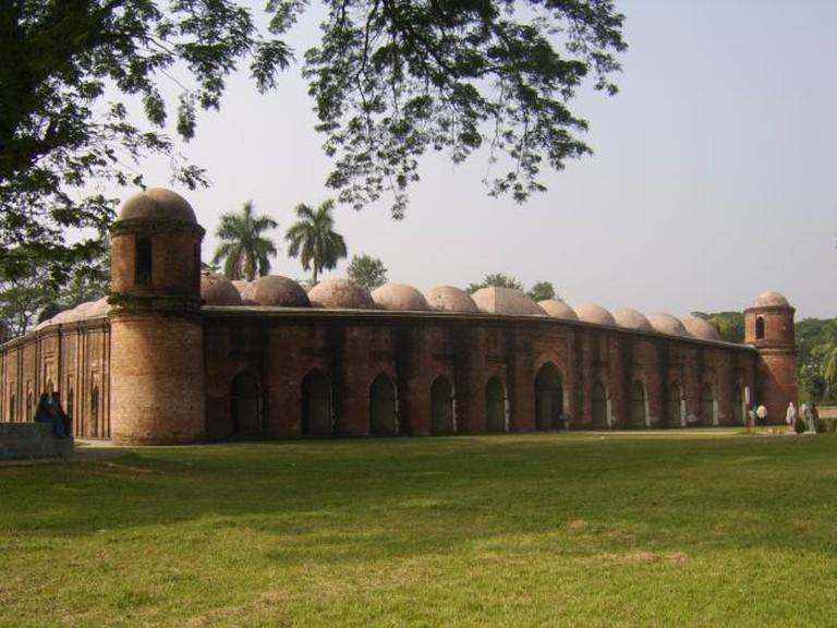 Shat Gombuj Mashjid | © WikiCommons
