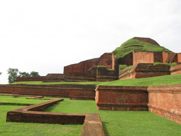 Paharpur Bihar | © WikiCommons
