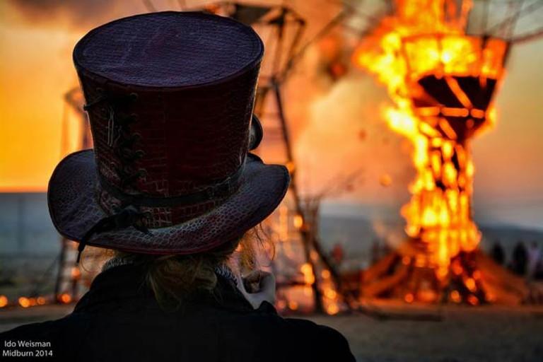 Midburn Festival |© Ido Weisman