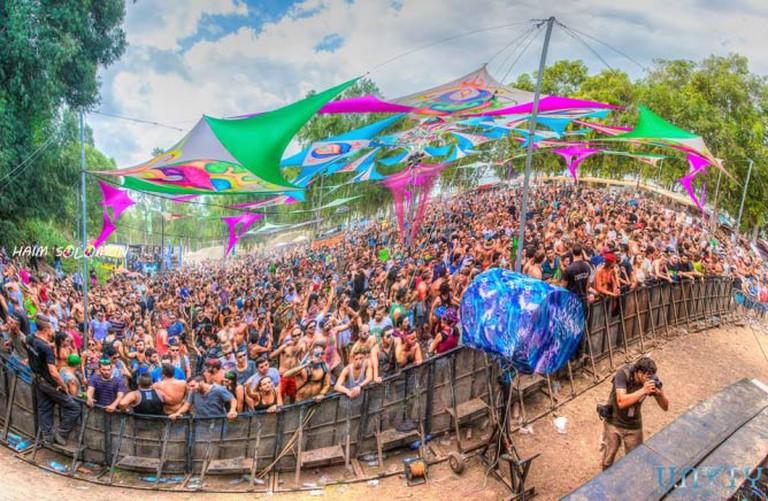 Unity Festival |© Haim Solomon Photography
