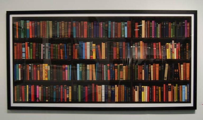 Phil Shaw, Big Fiction at Rebecca Hossack Gallery  © Kseniya Baranova