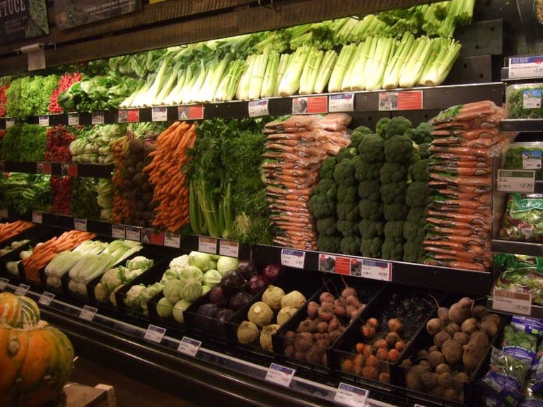Whole Foods Market in Richmond © Jared Preston/WikiCommons