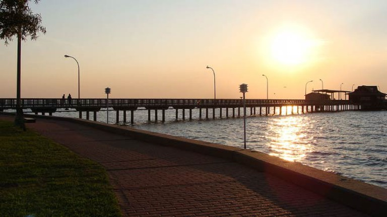 Fairhope Bayfront District | © Tonya Cook/WikiCommons