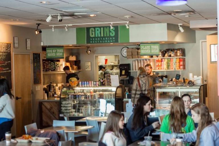 Grins Storefront