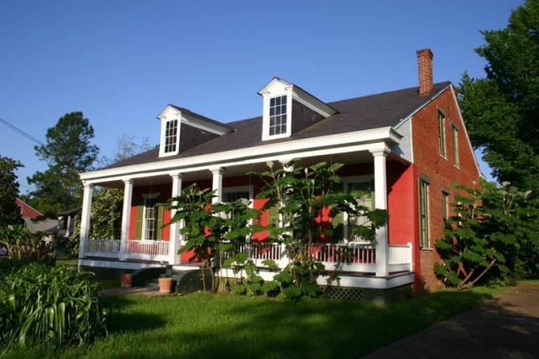 Tante Huppe Inn in Natchitoches, Louisiana | © Matt Howry/Flickr