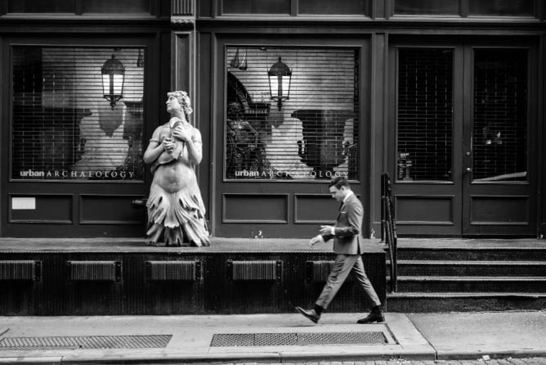 Men's Street Style | © Barney Bishop/Flickr