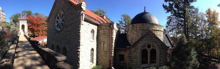 Eureka Springs, Saint Elizabeth of Hungary Catholic Church | © Brad Holt/FlickrCommons