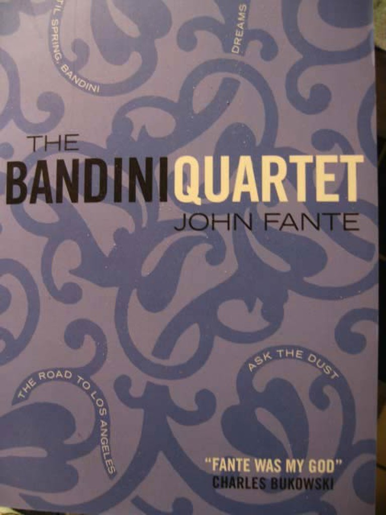 John Fante's The Bandini Quartet | © giuliaduepuntozero/Flickr