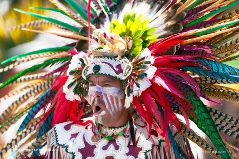 Carnaval San Francisco- Carnaval Parade San Francisco 2014   ©davidyuweb