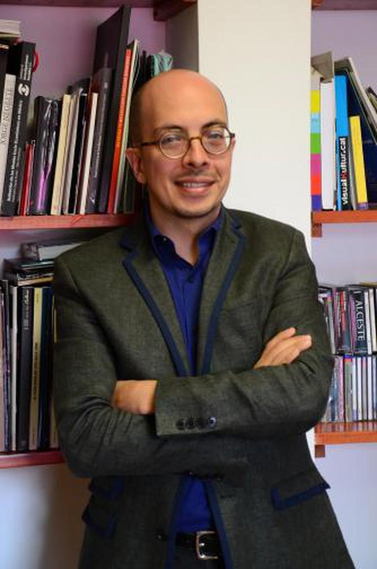 Jorge Volpi | © British Council