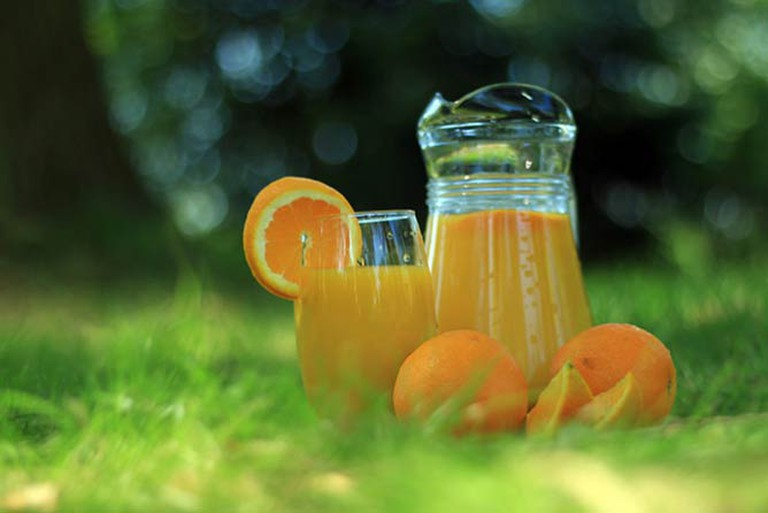Orange Juice | © Jan Vašek/Pexels