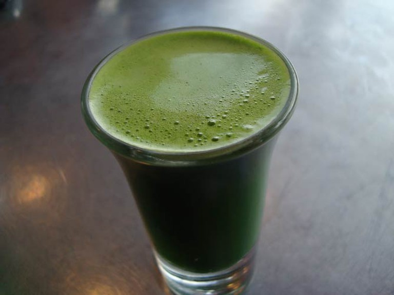 Sweet Wheatgrass | © Telly Telly/Flickr