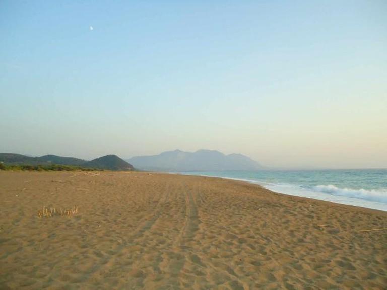 Kalo Nero Beach by Aiina Matsa