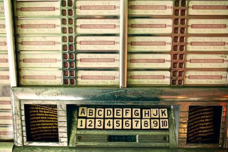 Vintage Jukebox | © Wiki Commons