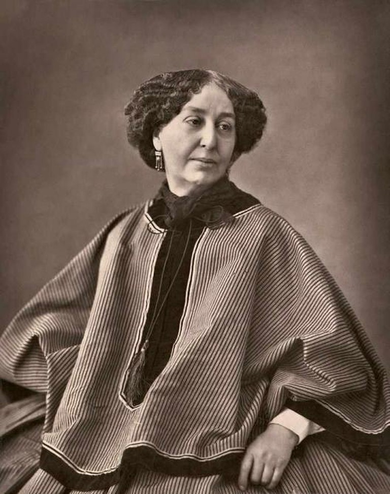 George Sand | © Scewing/WikiCommons