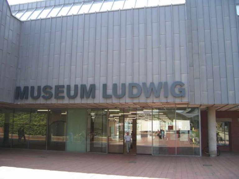Museum Ludwig, Cologne | © Chris Olson/Flickr
