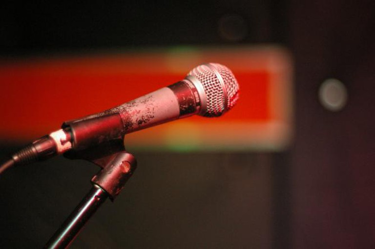 Microphone | © Flickr